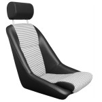 RS Touring T15 - Leatherette/Houndstooth