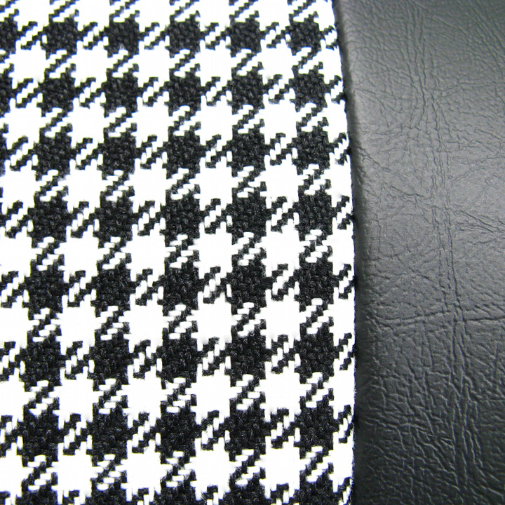 RS Touring T15 – Leatherette/Houndstooth